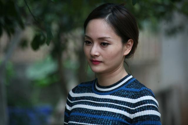 Lan Phương vào vai An, một Việt kiều trở về Việt Nam đón Tết
