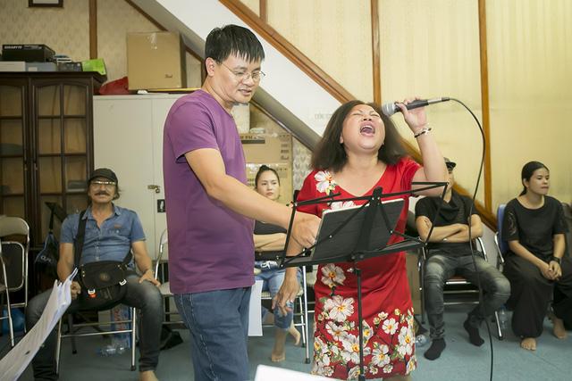 Họa mi núi rừng sẽ thể hiện các sáng tác về Tây Nguyên của nhạc sĩ Nguyễn Cường - những bài hát đã mang đến vinh quang sự nghiệp cho chị.