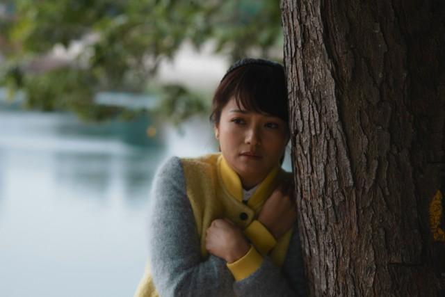 Kiều Anh trong phim Giọt nước mắt muộn màng.