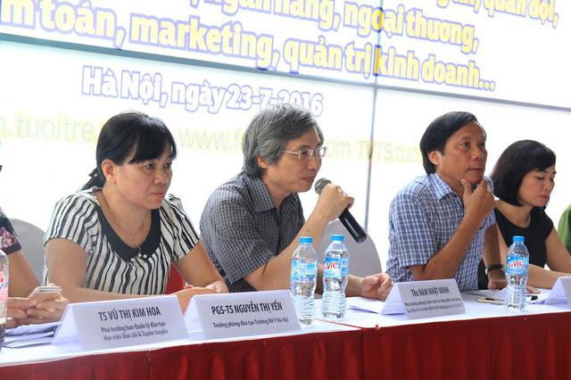 Ths. Nam Nhật Minh chia sẻ lý do Bộ GD - ĐT không cho phép các trường công bố dữ liệu xét tuyển như năm ngoái