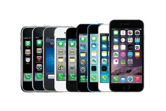 Hơn 1 tỷ chiếc iPhone đã được bán ra thị trường