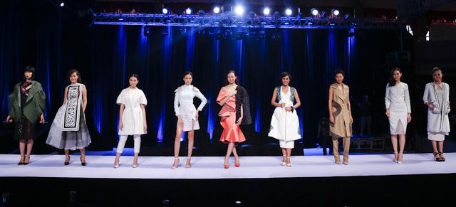 9 mẫu thiết kế dành cho Hoa hậu Đặng Thu Thảo của các thí sinh Project Runway Vietnam mùa 3