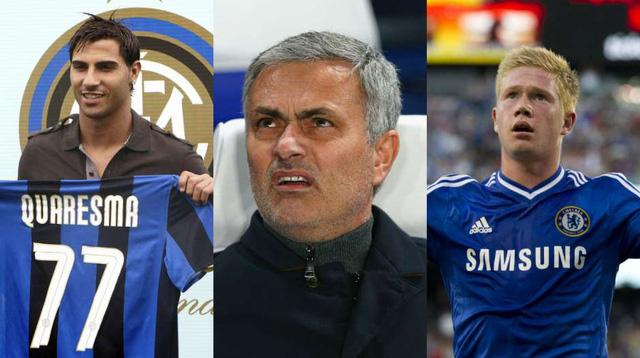 Mourinho có thể vung tiền của Quaresma nhưng lại để De Bruyne ra đi với giá rẻ