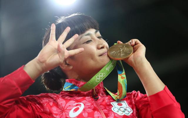 Kaori Icho (Vật 58kg nữ - Nhật Bản)