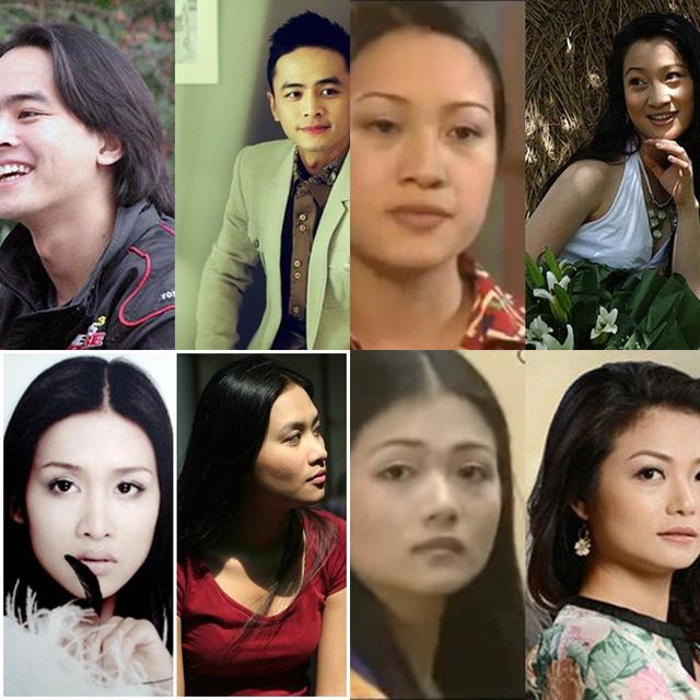Các diễn viên tham gia Phía trước là bầu trời: Văn Anh, Thu Nga, Hà Hương và Kiều Anh.