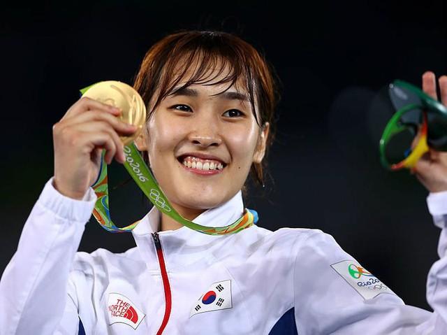 Kim So-hui (49kg nữ môn Taekwondo - Hàn Quốc)