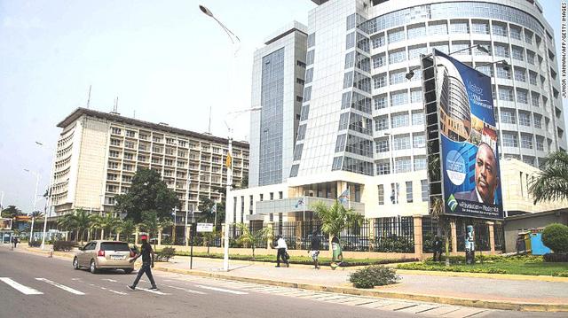 6. Kinshasa (Cộng hòa Congo)