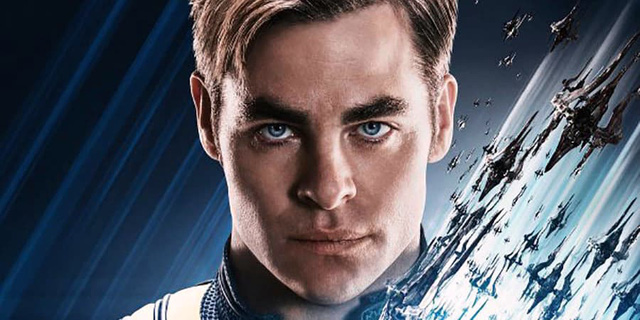 Thuyền trưởng Kirk do nam diễn viên Chris Pine thủ vai