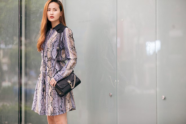 Đều có thể thấy điểm nhấn của 3 bộ trang phục là ở những phụ kiện phù hợp, góp phần tăng thêm nguồn năng lượng cho cô gái trẻ.