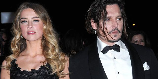 Sau 15 tháng chung sống, cuộc hôn nhân của Amber và Johnny đã chính thức kết thúc. (Ảnh: Cosmopolitan)