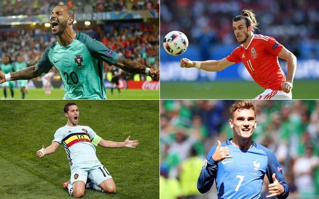 Tứ kết EURO 2016 tiếp tục được NHM chờ đợi khi những đội bóng mạnh đều góp mặt.