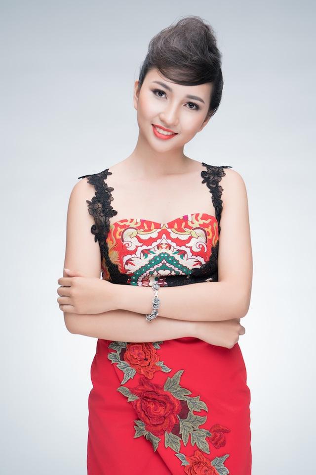 Lê Thanh Thư – 19 tuổi – Bình Dương .