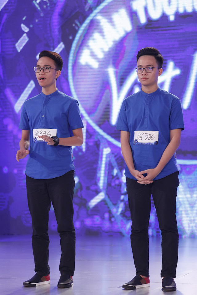 Hai anh em Lê Văn Thông và Lê Văn Thái