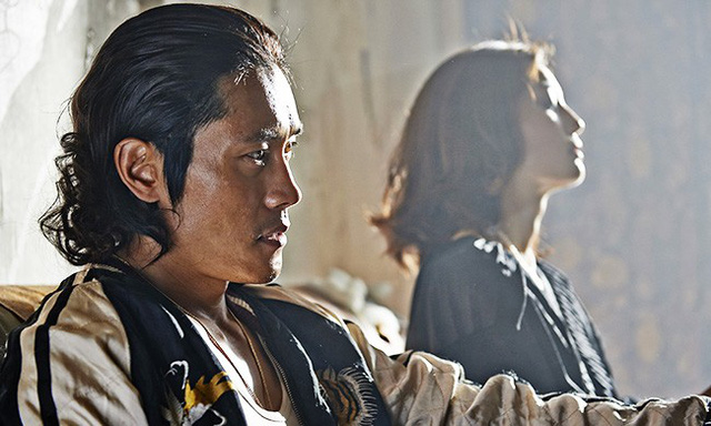 Lee Byung Hun trong Inside men. Ảnh: Showbox