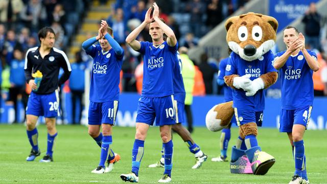 Leicester City thiết lập loạt kỷ lục ấn tượng tại giải Ngoại hạng Anh.