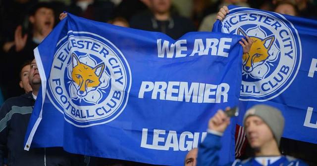 Leicester trở thành tân vương của giải Ngoại hạng Anh