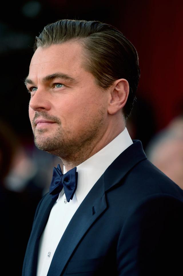 Và một Leonardo đĩnh đạc, lôi cuốn của thời điểm hiện tại (Ảnh: Getty)