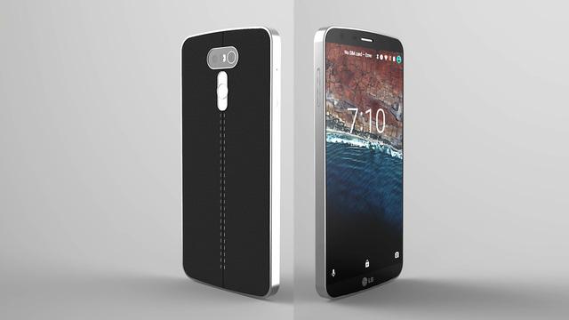 Concept LG G5 của nhà thiết kế Vuk Zoraja