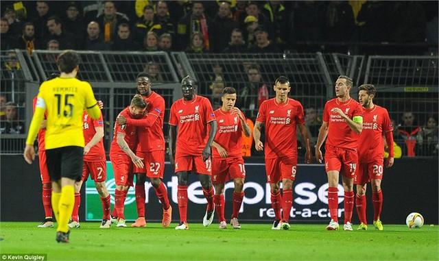 Liverpool được đánh giá cao hơn khi có lợi thế sân nhà (Ảnh: Reuters)