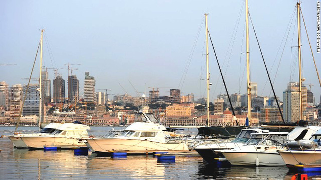 2. Luanda (Angola)