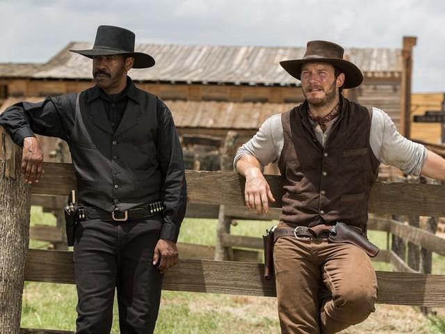 Denzel Washington và Chris Pratt