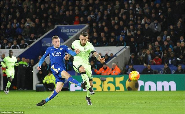 Trận đấu giữa Man City và Leicester sẽ có ý nghĩa quan trọng trong cuộc đua đến ngôi vô địch