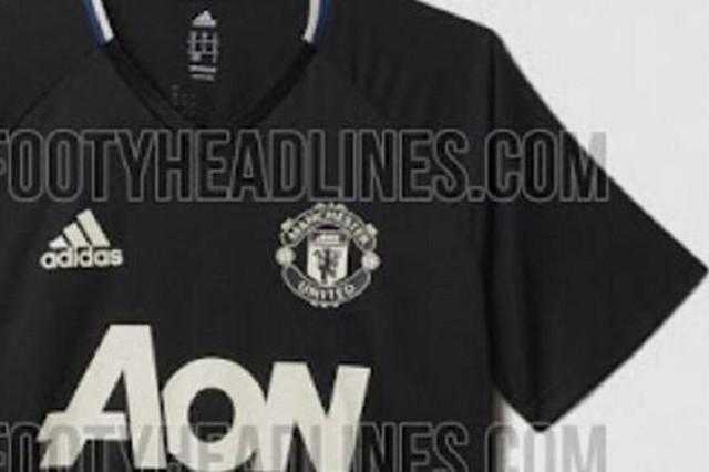 Áo tập của Man Utd