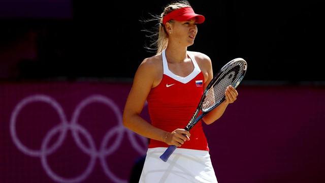 Maria Sharapova sẽ vắng mặt tại Olympic Rio 2016