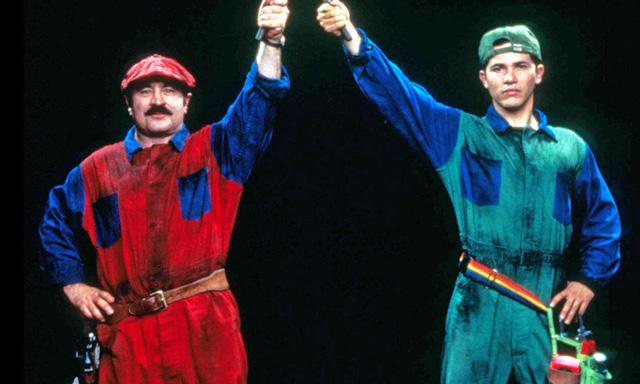 Nintendo từng ra mắt bộ phim về chàng thợ sửa ống nước Mario