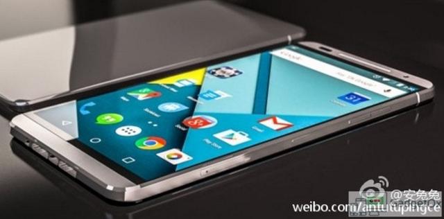 Bản render thiết kế HTC Nexus M1 rò rỉ trên mạng xã hội Weibo của Trung Quốc