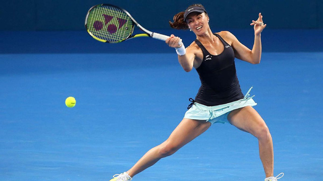 Martina Hingis từng bị cấm thi đấu 2 năm do sử dụng chất cấm