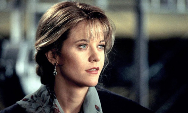 Giai đoạn những năm 1990, danh sách kiều nữ tóc vàng Hollywood còn có Meg Ryan, người đẹp nổi tiếng với vai diễn trong các phim Sleepless in Seattle, You've Got Mail, When Harry Met Sally.