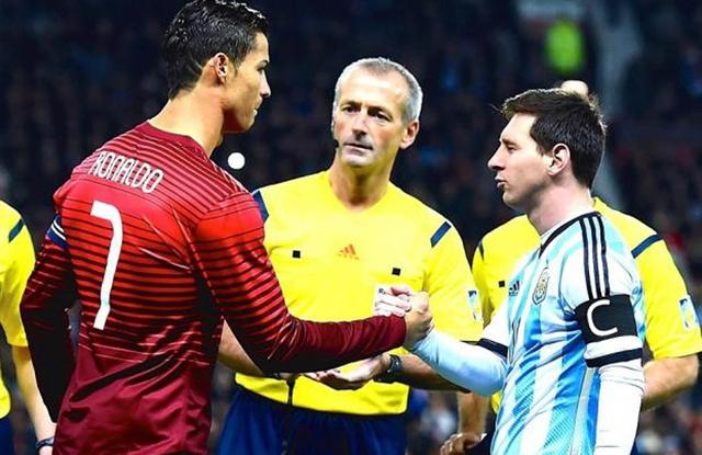 Lionel Messi và Cris Ronaldo nhiều khả năng sẽ tham dự Olympic Rio 2016 (Ảnh: Sokkaa)