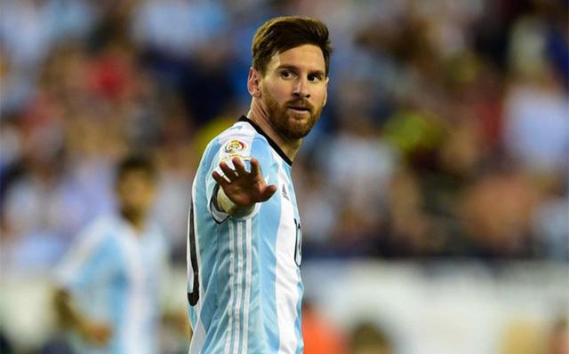 Messi tại Copa America 2016