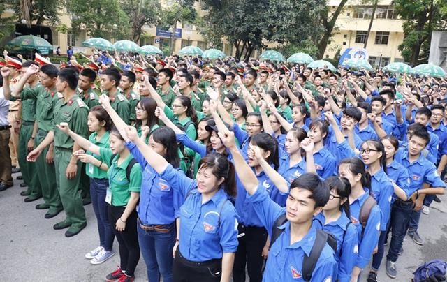 Chiến dịch Thanh niên tình nguyện Hè 2016 được tổ chức với sự tham gia của hàng ngàn bạn trẻ Thủ đô năng động, nhiệt huyết