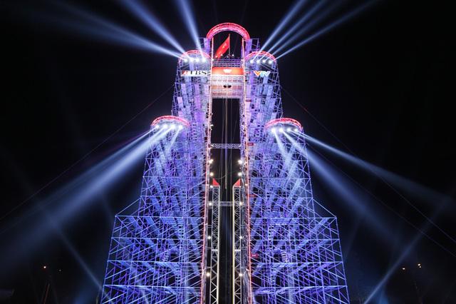Tháp Midoriyama ở Việt Nam được khen ngợi là tháp đẹp nhất trên thế giới