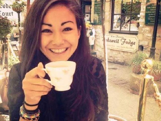 Mia Ayliffe-Chung, 21 tuổi bị thiệt mạng trong vụ tấn công bằng dao ở Australia tối 23/8. Ảnh: FB Mia
