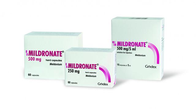 Mildronate - Loại thuốc mà Sharapova sử dụng