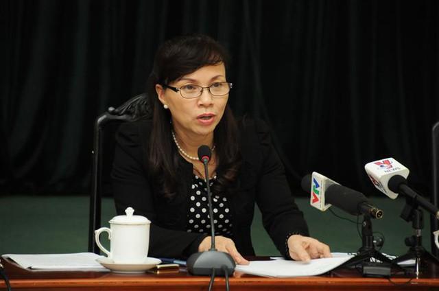 Bà Nguyễn Thị Kim Phụng - Vụ trưởng Vụ Giáo dục Đại học Bộ Giáo dục và Đào tạo (Ảnh: Bộ GD - ĐT)