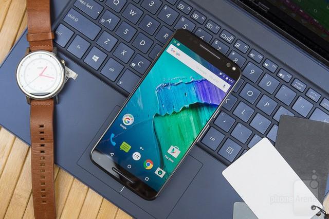 Motorola Moto X Pure Edition (Ảnh: PhoneArena)