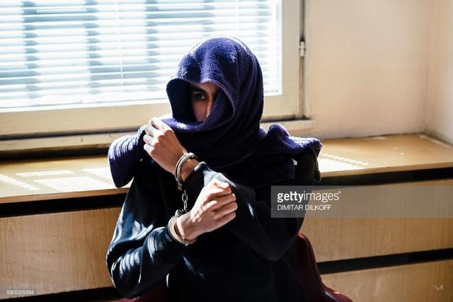 Mourad Hamyd, 20 tuổi sẽ phải đối mặt với án phạt 10 năm tù giam.