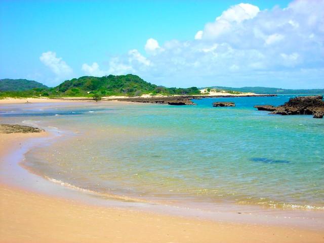 Mozambique, Châu Phi