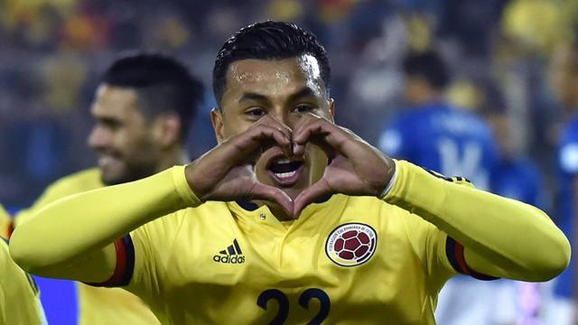 Murillo là sao trẻ đang lên của Colombia