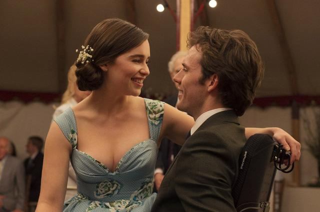 Louisa và William Traynor trong phim (Ảnh: CGV)