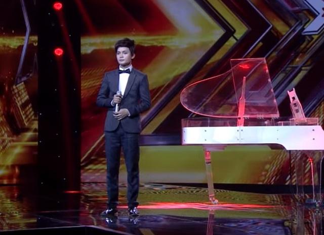 Đặng Tuấn Phương cũng xuất hiện trong tập đầu của vòng Tranh đấu.