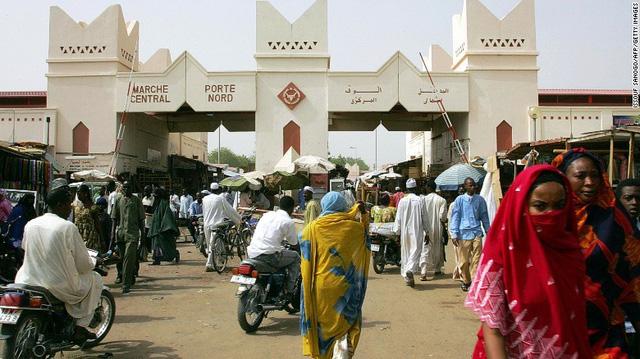 9. NDjamena (Cộng hòa Tchad)