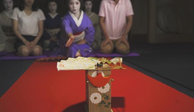 Chủ đề cuộc thi lấy cảm hứng từ trò chơi truyền thống Tosenkyo của Nhật Bản
