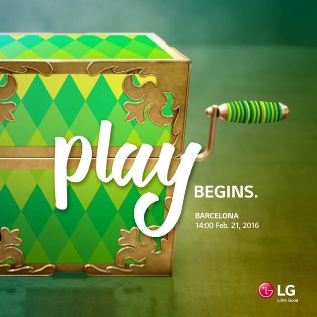 Thư mời tham dự sự kiện ra mắt sản phẩm mới của LG
