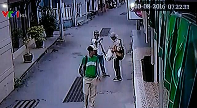 Hình ảnh 3 nghi can tham gia các vụ đánh bom.
