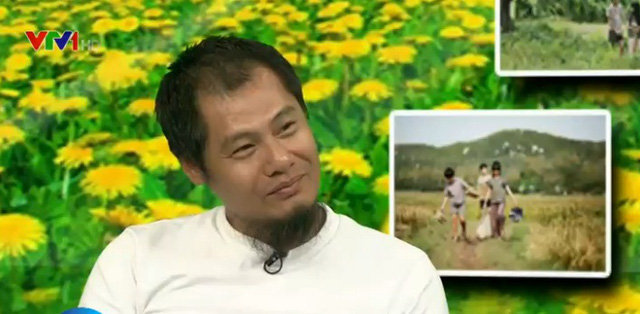 Đạo diễn hình ảnh Nguyễn KLinh chia sẻ về bộ phim trong chương trình Cuộc sống thường ngày.